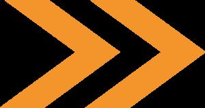 pijl oranje